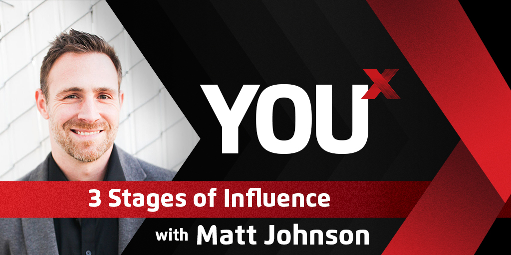 3 Stages of Influence