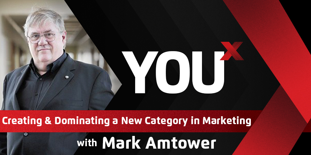 Mark Amtower on Creating and Dominating a New Category in Marketing