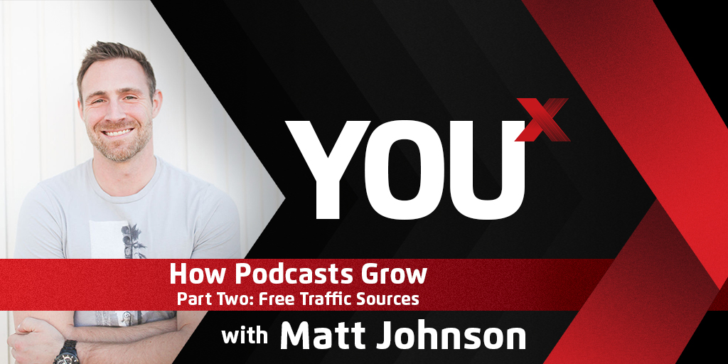 How Podcasts Grow – Part Two: Free Traffic Sources
