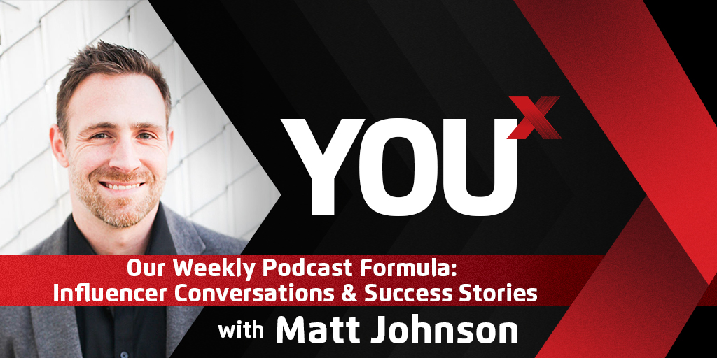 Our Weekly Podcast Formula: Influencer Conversations & Success Stories