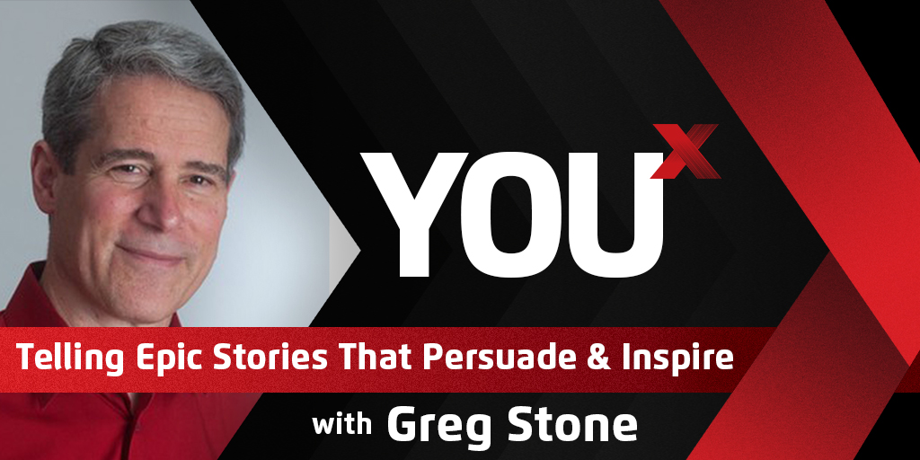 Greg Stone on Telling Epic Stories That Persuade & Inspire