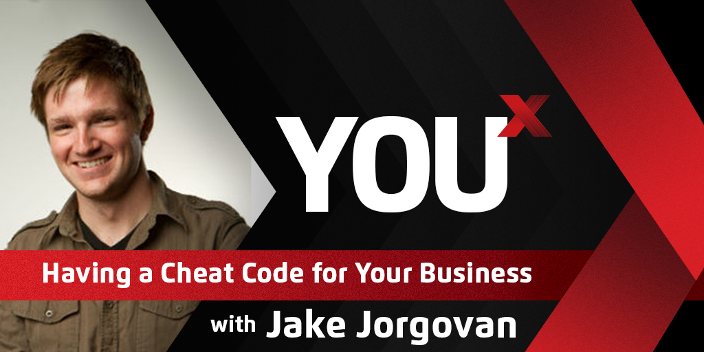 Jake Jorgovan on Having a Cheat Code For Your Business