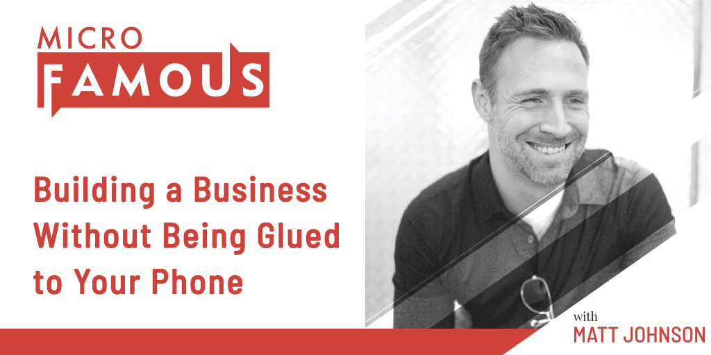 Building a Business Without Being Glued to Your Phone