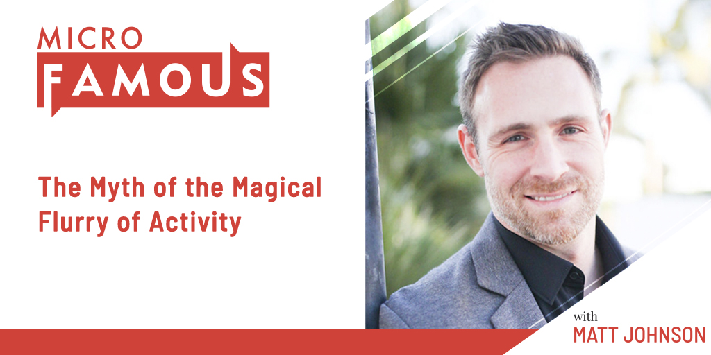 The Myth of the Magical Flurry of Activity