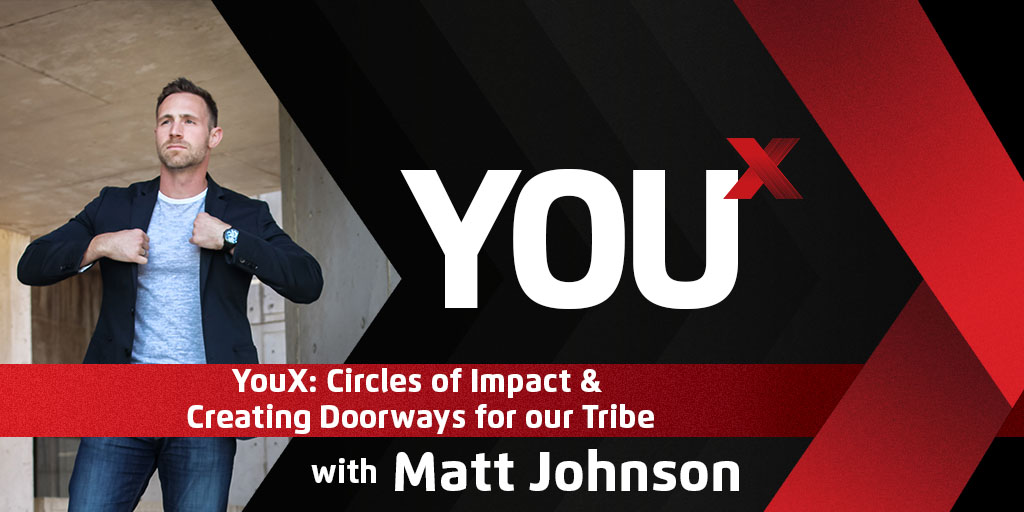 YouX: Circles of Impact & Creating Doorways for Our Tribe | YouX Podcast 015