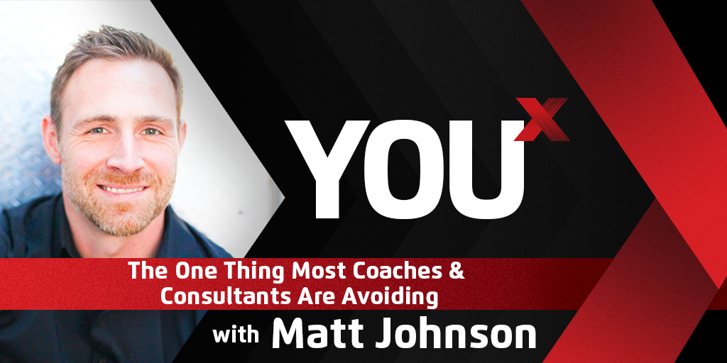 The One Thing Most Coaches & Consultants Are Avoiding