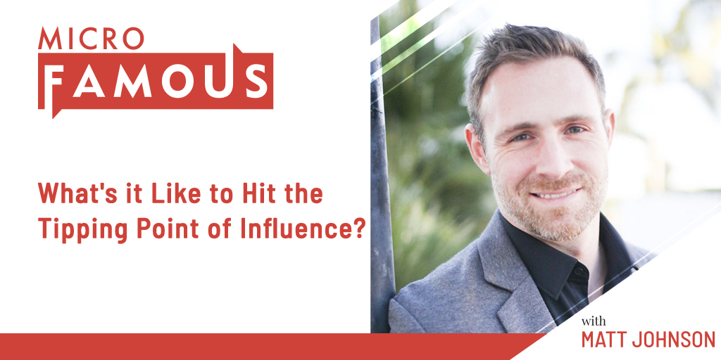 What's it Like to Hit the Tipping Point of Influence?