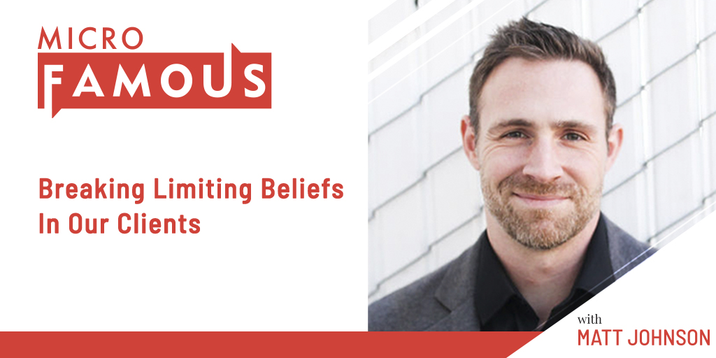 Breaking Limiting Beliefs in Our Clients