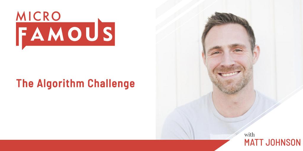The Algorithm Challenge